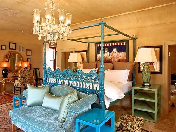 The Chambre Bleu Suite, La Residence