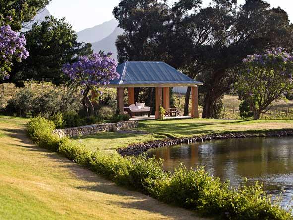 La Residence, Tea House Pavilion