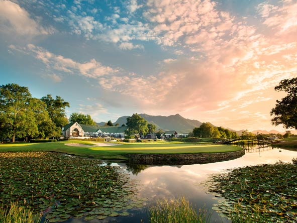 The Montague Golf Course, Fancourt
