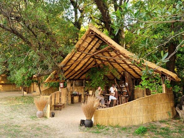 Luwi Bush Camp, Zambia