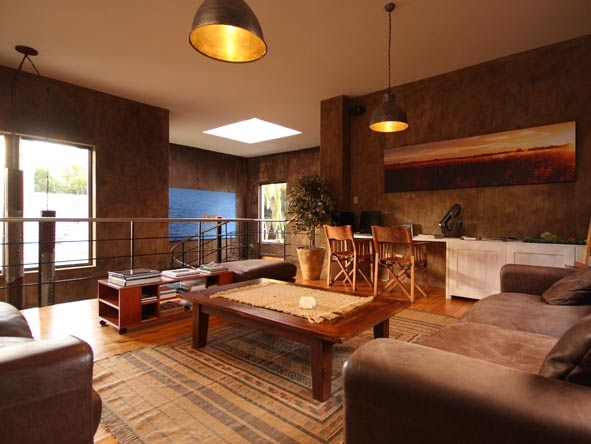 African Rock Hotel, lounge