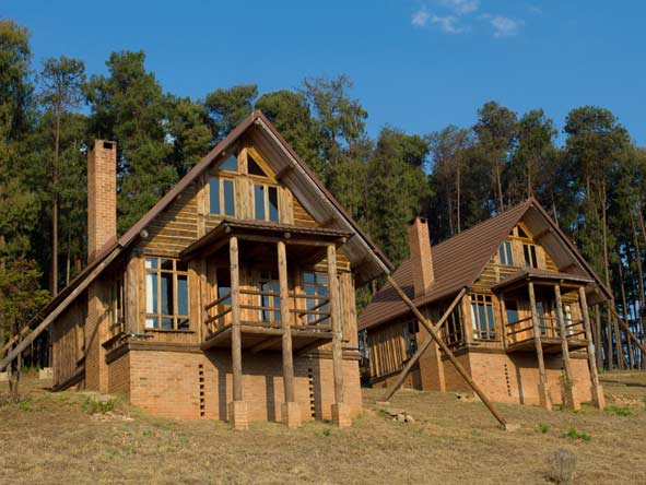 Chelinda Lodge on Nyika Plateau