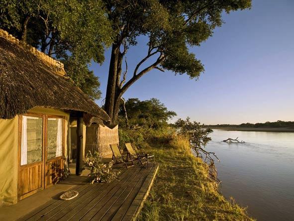 Mchenja Bush Camp, zambia