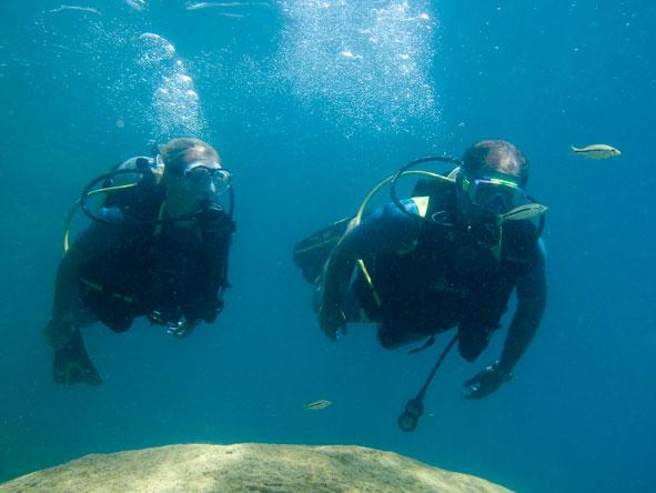 scuba diving, lake malawi
