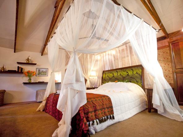 Arusha Coffee Lodge, luxury suites