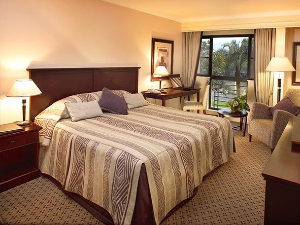Kigali Serena Hotel, Bedroom suite