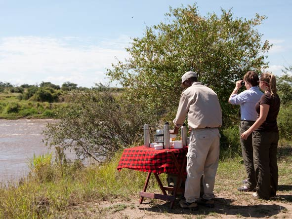 drink stop on safari