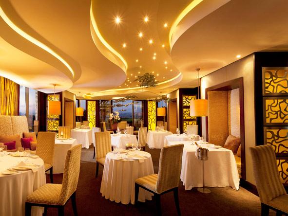 Zachary's Restaurant, Pezula