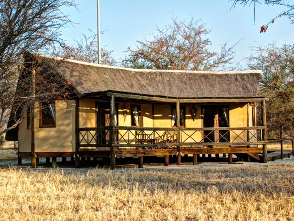 Deception Valley Lodge, Kalahari