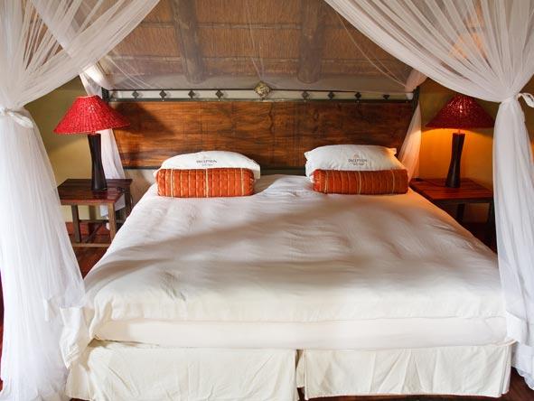 Deception Valley Lodge, bedroom