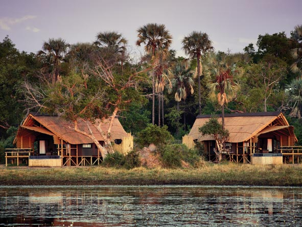 Belmond Eagle Lodge, Botswana