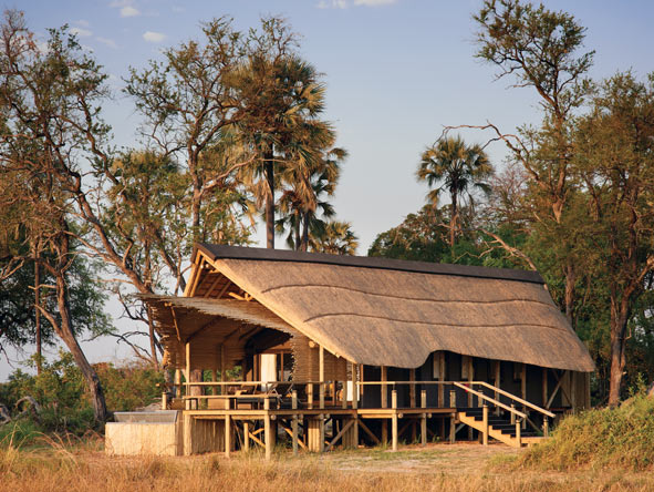 Belmond Eagle Lodge, Okavango Delta