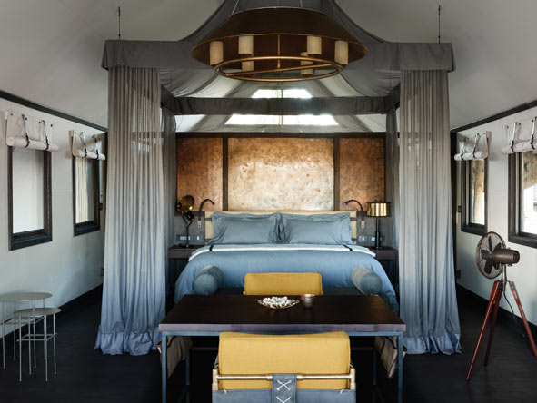 Belmond Eagle Lodge, bedroom suite