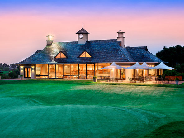 The links clubhouse, fancourt