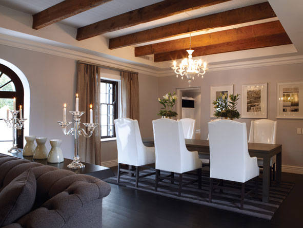 Fancourt Manor House, Private Dining room