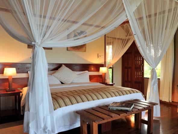 Machangulo Beach Lodge, bedroom suites