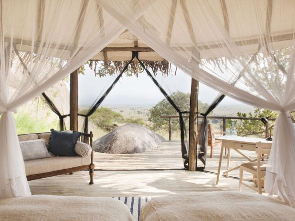 mkombe's House Lamai, serengeti