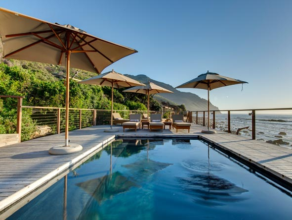 Tintswalo Atlantic Boutique Hotel, swimming pool