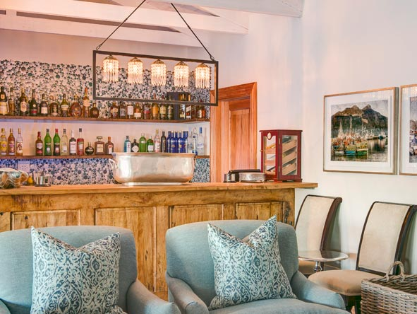 Tintswalo Atlantic Boutique Hotel, Bar