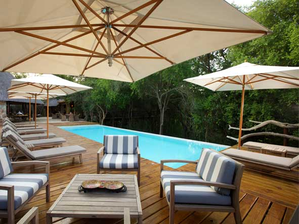 Kapama Buffalo Camp, swimming Pool