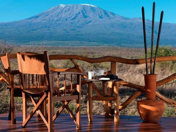 Satao Elerai Camp, Mount Kilimanjaro