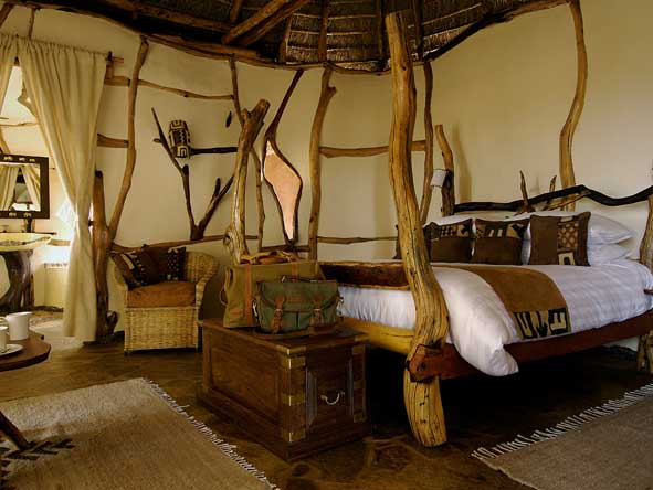Satao Elerai Camp, tented suites