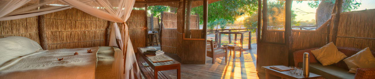 Nsolo Bush Camp, Zambia