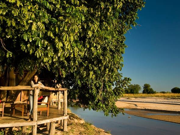 Luwa River, Zambia
