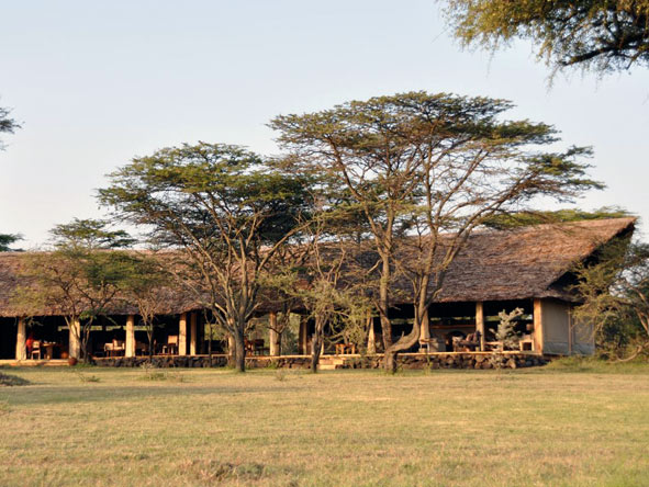 Naboisho Camp, tented safari