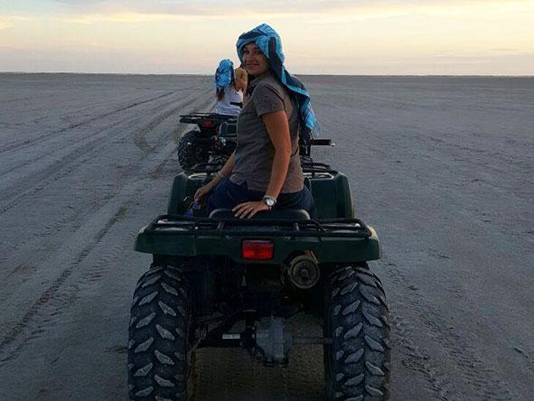 Samantha Curgenven - Africa Safari Expert