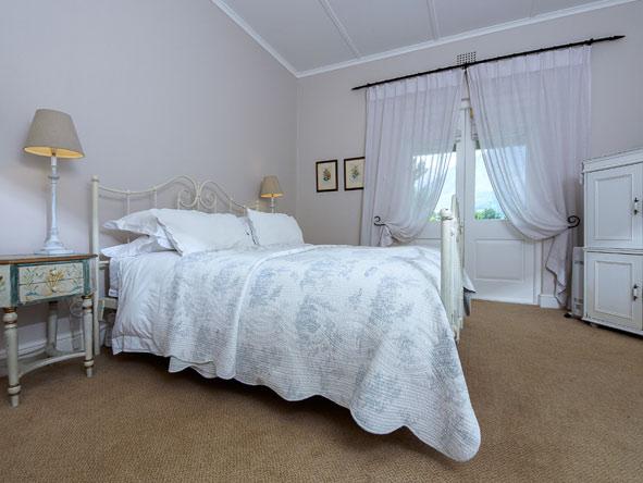 Auberge Clermont, bedroom suite