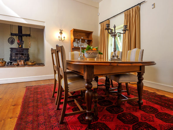 Auberge Clermont, self contained suite