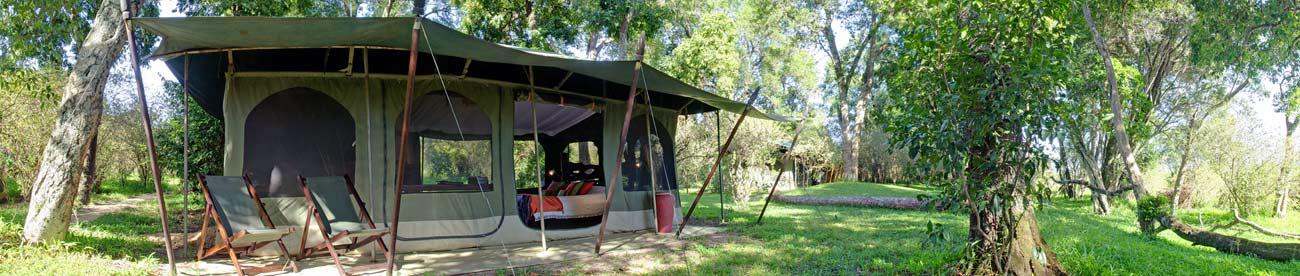 Sala's camp, kenya