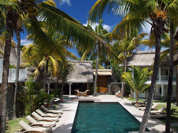 Boutique Hotel close to Grand Baie, Mauritius