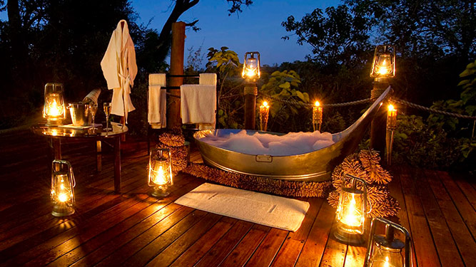 Africa's Top Tented Camps - Baines Camp
