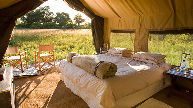 Africa's Top Tented Camps - Chobe Under Canvas