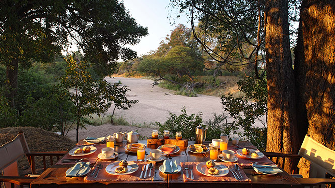 Africa's Top Tented Camps - Jongomero