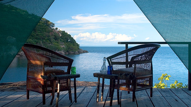 Africa's Top Tented Camps - Mumbo Island Camp
