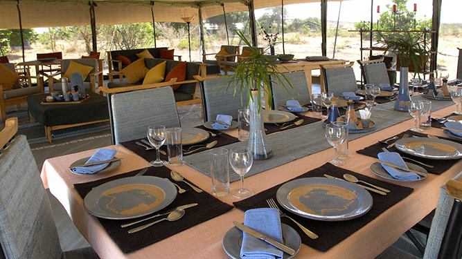 Africa's Top Tented Camps - Porini Lion Camp