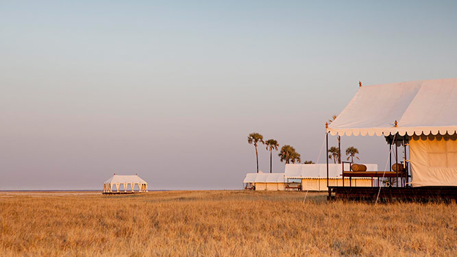 Africa's Top Tented Camps - San Camp