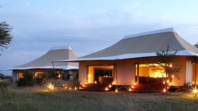 Africa's Top Tented Camps - Sayari
