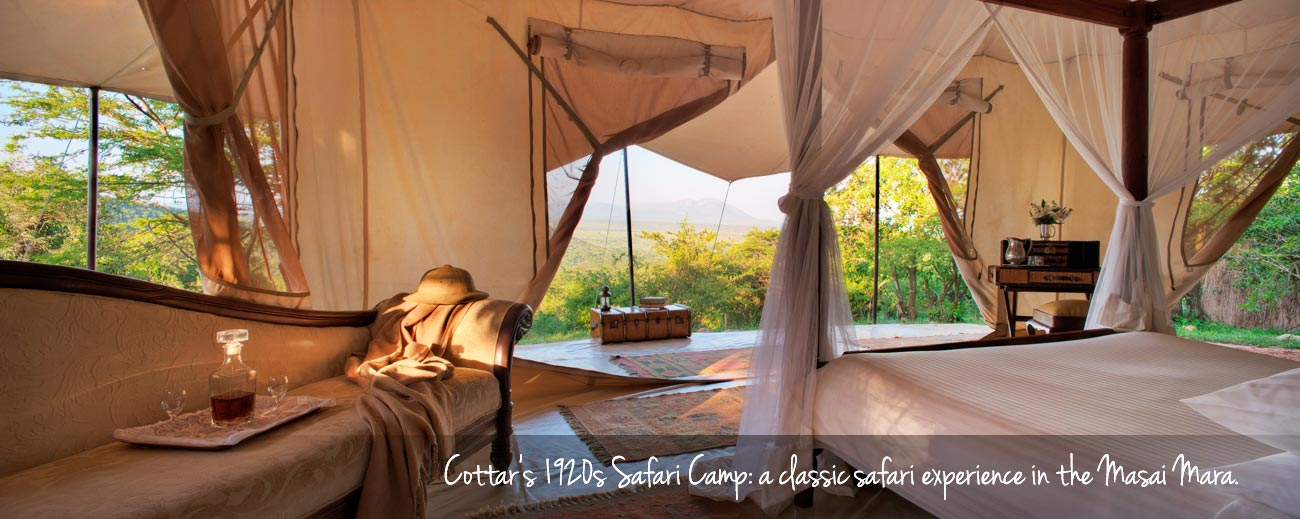 Africa's Top Tented Camps