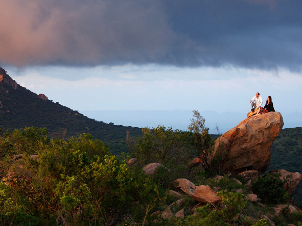 The Sanctuary at Ol Lentille, Laikipia Plateau