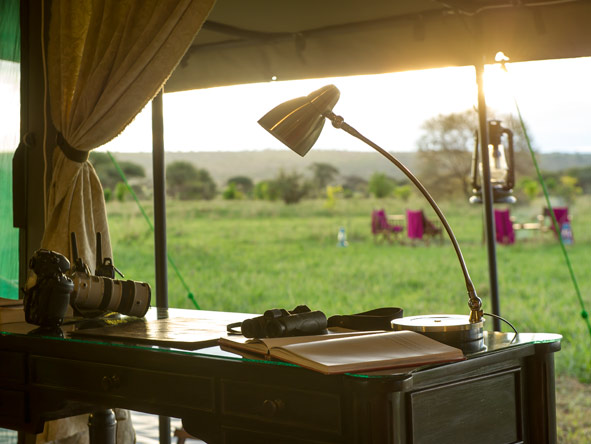 KasKaz Mara Camp, study