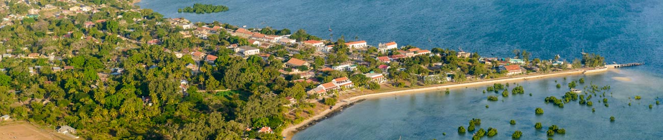 Ibo Island Lodge - Banner Image