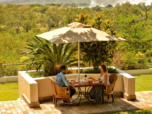 Ilala Lodge, Victoria Falls