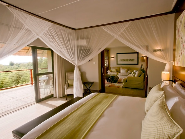 executive suite, Ilala Lodge
