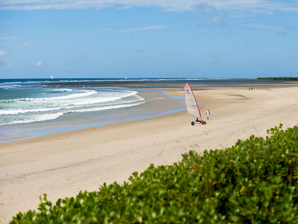 watersports, mozambique
