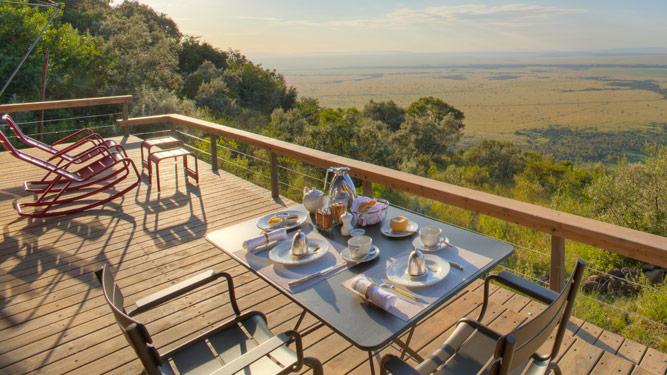 Africa's Top 10 Hotel Restaurants - Angama Mara Kenya