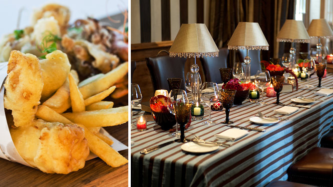 Africa's Top 10 Hotel Restaurants - Cape Grace Cape Town